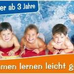 Schwimmschule in Halle, Saalekreis, Merseburg und Umgebung. Für Kinder ab 3 Jahre - Schwimmen lernen leicht gemacht- Foto: © Monkey Business - Fotolia.com