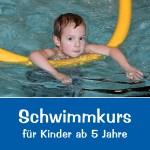 Schwimmkurs und Schwimmschule für Kinder ab 5 Jahre