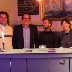 31. Unternehmerstammtisch Leipziger Westen in der Fisch Bar