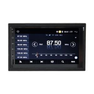 7 Zoll Android 4.4 GPS Navigation Auto Stereo FM Radio Bluetooth WIFI DVD-Player