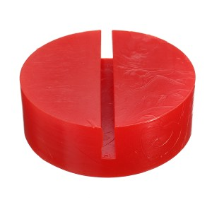 Universal Red Boden Jack Disk Pad Adapter für Pinch Weld Side Lifting