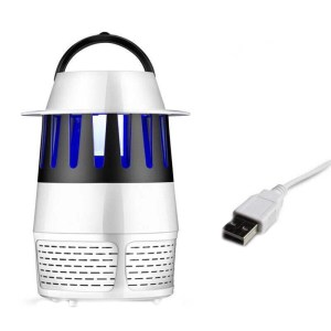 LED Anti Mosquito Killer Lampe USB Moskito Dispeller Nicht-strahlung Indoor Camping Pest Moskitofalle Licht