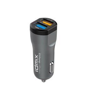 Car Charger 2.0 Dual Port Adapter