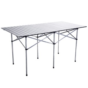 Aluminium Roll Up Table -Camping Outdoor / Indoor Picnic Table