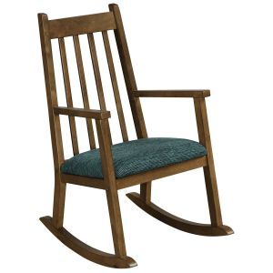 Child's Rocking Chair with Thick Cushion