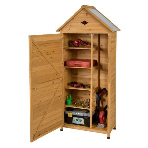 Outdoor  Wooden Tool Shed