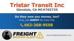 Tristar Transit Inc California