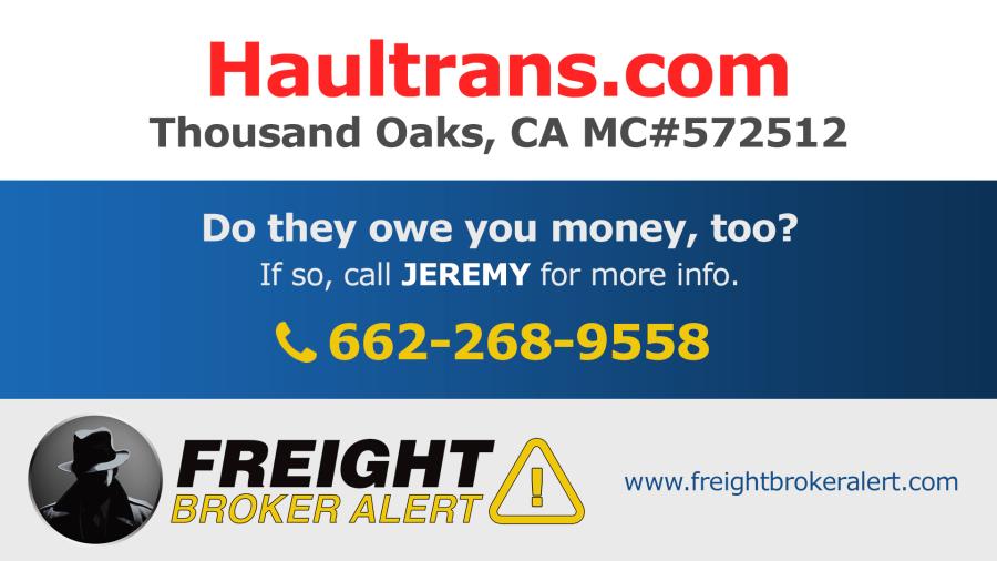 Haultrans.com California