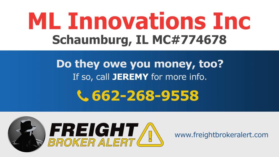 ML Innovations Inc Illinois