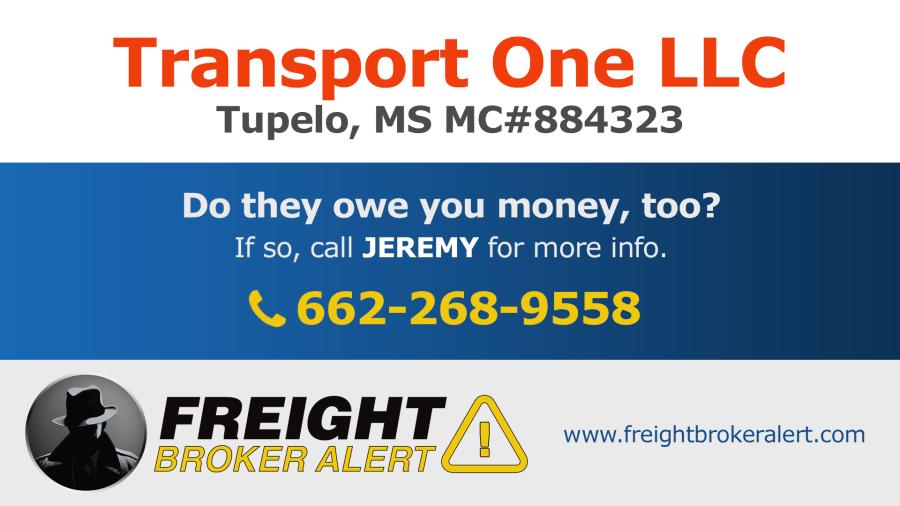 Transport One LLC Mississippi