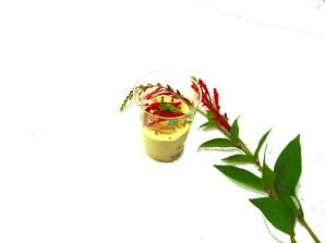 Winteramisu mit Blüte 3
