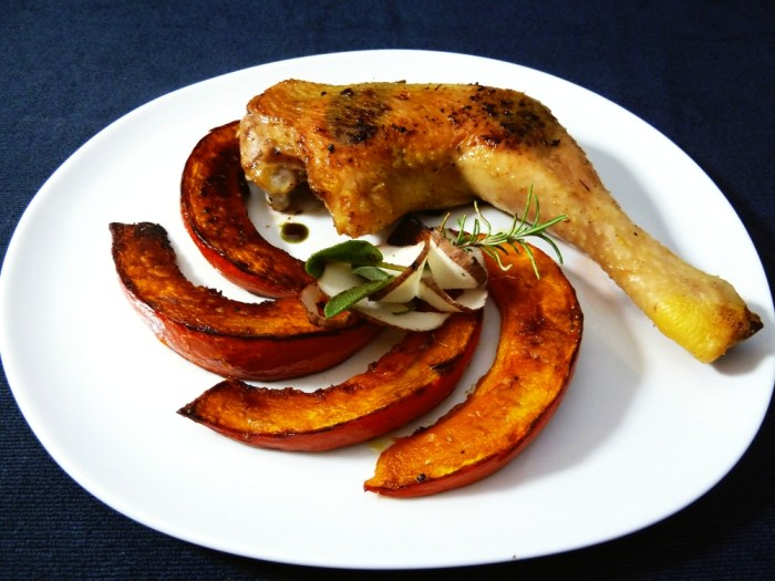 Chicken Pumpkin 2