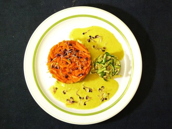 Brokolli Karotten Zucchini Curry 1 oben