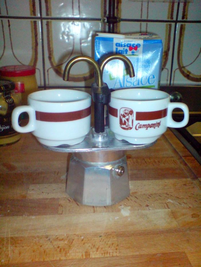 Espressomaschine ohne Stromanschluss