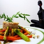 Taste the Waste trifft Fine Dining: Chakalaka Veggies