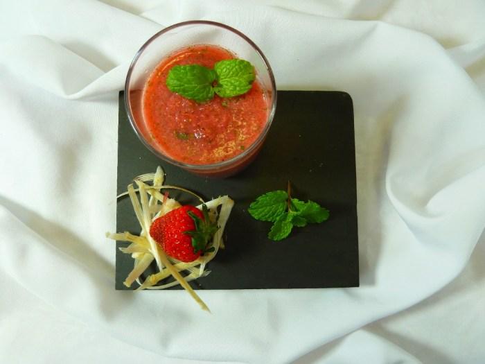 Unglaublich aber lecker: Die Kombination von Spargel mit Erdbeeren