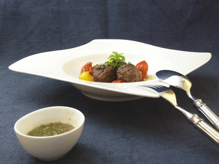 MinzeSauce Lamm hackfleischbällchen 1 VS