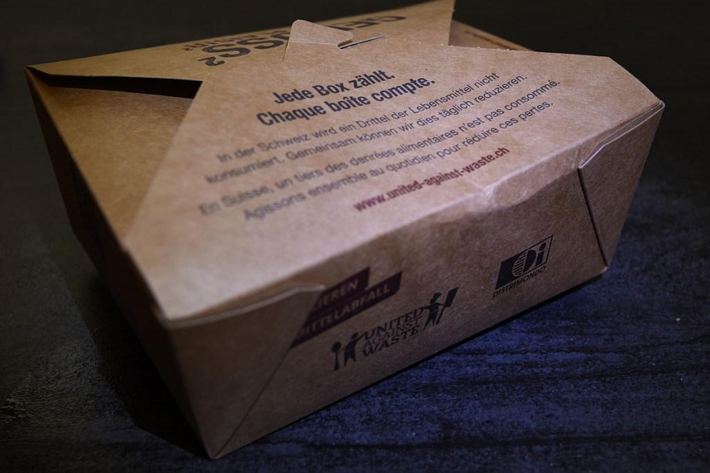 Food Box gegen Lebensmittelverschwendung