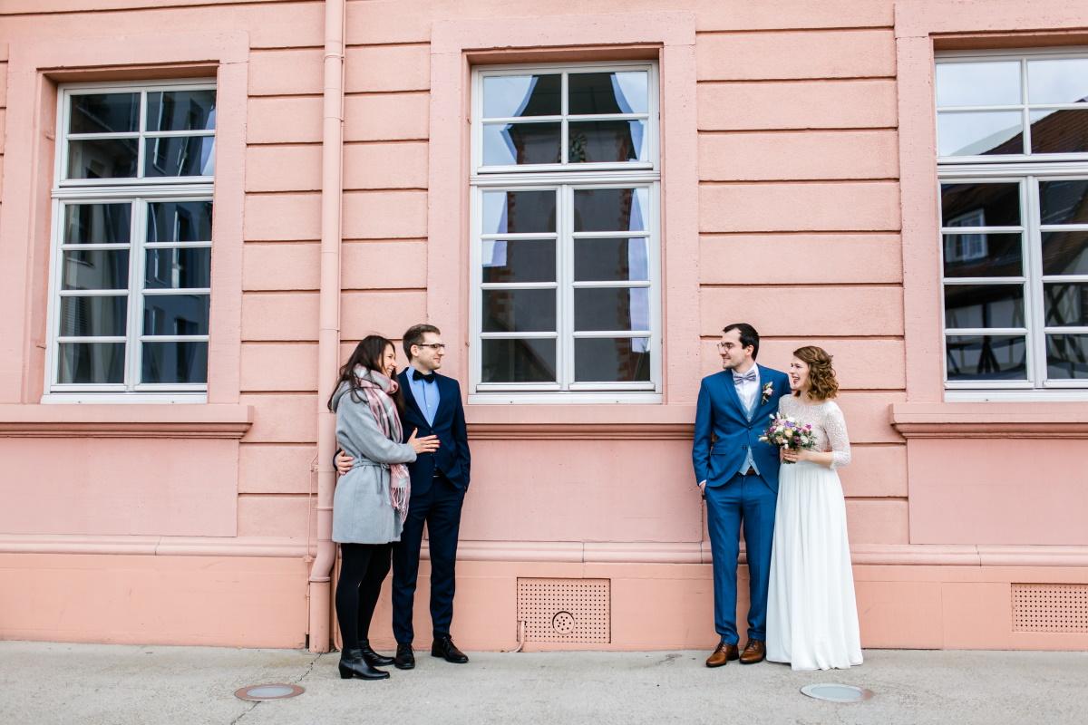Hochzeit im Frühjahr 2020