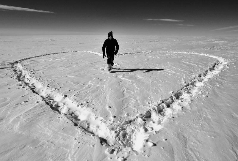 Schneeherzchenlauf