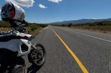 Asphaltstraße Südafrika