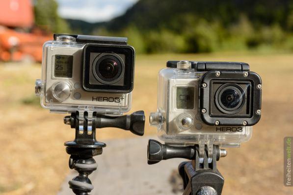 GoPro 3x