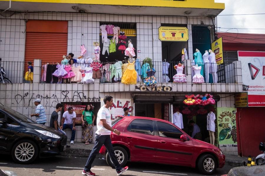 Streetfotos aus Manaus - der Stadt im Amazonas