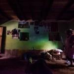 Grünes Licht und Gelbe Schatten – Besuch bei Frau Dina