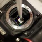 DSLR Kamerasensor reinigen. Ganz einfach, selber und günstig.