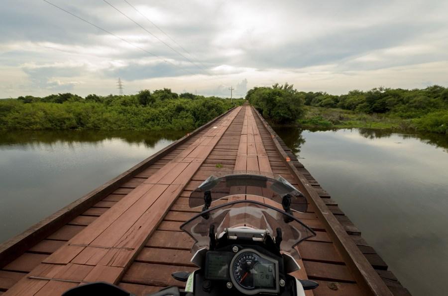 Brücke Pantanal
