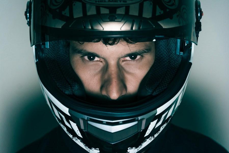 Acid Helmet