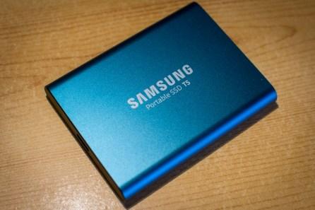 Samsung T5 Test