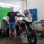 Motorrad KTM 1190 Adv. R – die Realität für Freiheitenwelt