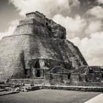 Uxmal  – eine beutende Stadt der Maya…