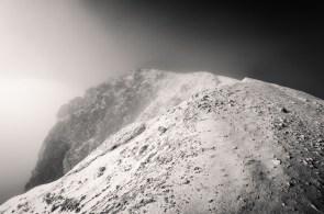 Am Gipfel - nächster Punkt