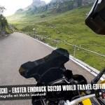 Erster Motocast – Unterwegs mit der BMW GS1200 World Travel Edition in der Schweiz