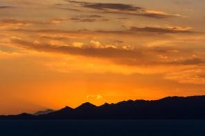 Sunrise Salar - Bolivien