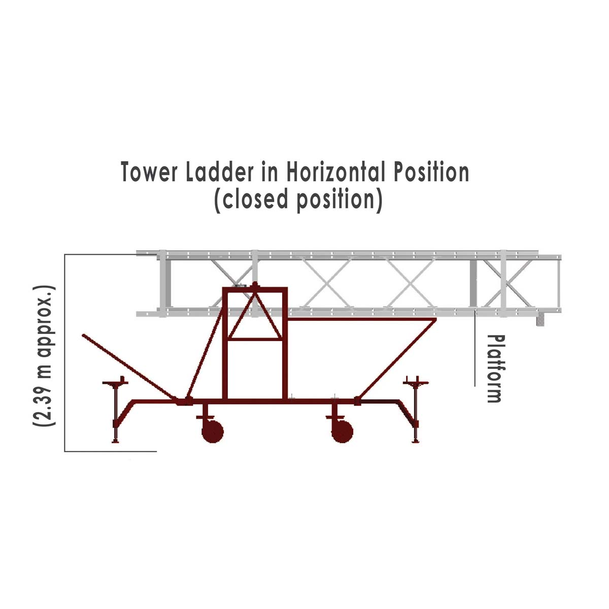 Tower Ladders Tower Ladder