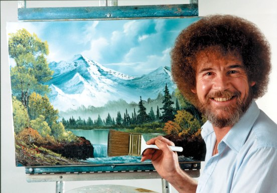Bob Ross Purple Splendor Season 4 Episode 1 Youtube