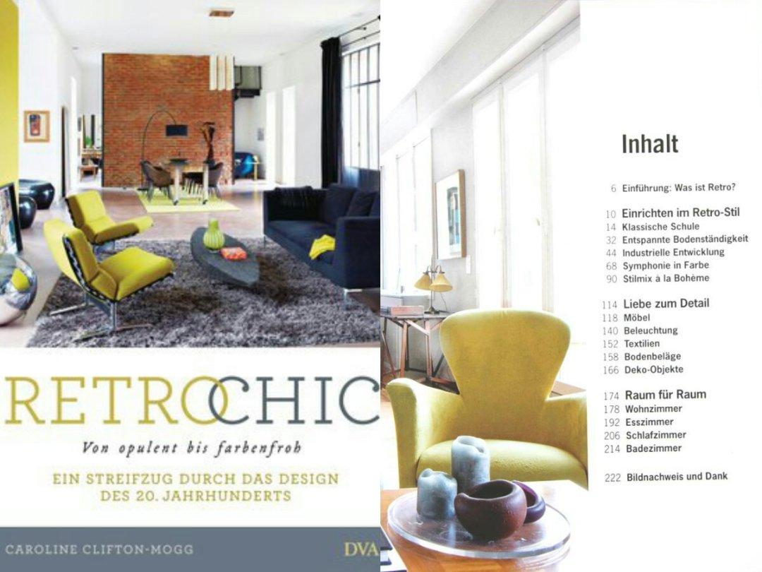 Retro Stilmix Von Opulent Bis Farbenfroh Freiraumarchitektur