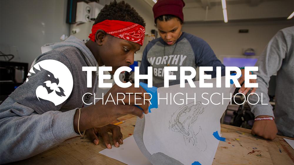 TECH Freire Charter High School