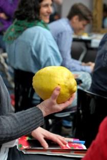 So groß, können Zitronen sein.
