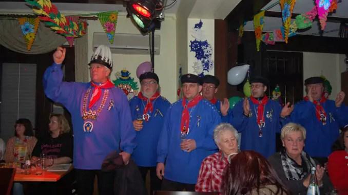 Karneval im Haus Springob