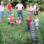 Wasserwanderweg Freistadt Familie