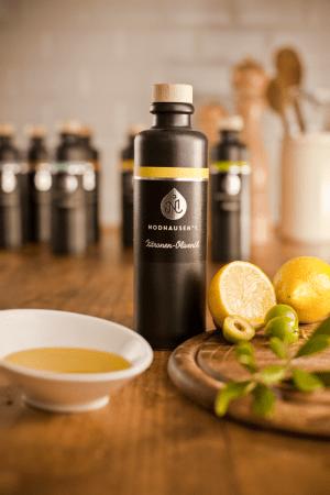 NODHAUSEN°1 Zitronen Olivenöl 200 ml