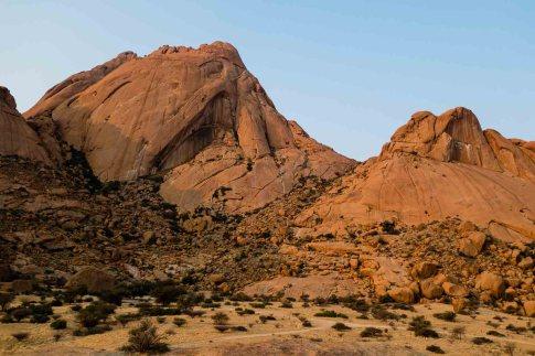 Spitzkoppe Namibia Afrika