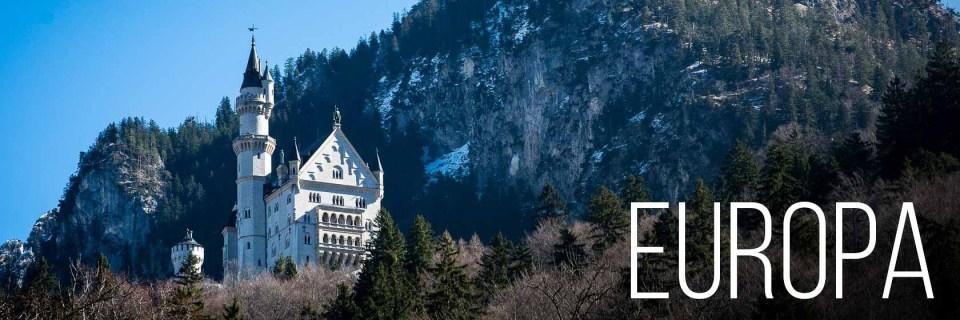 Neuschwanstein in Bayern Deutschland - Europa