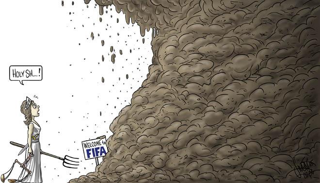 Die FIFA mistet aus