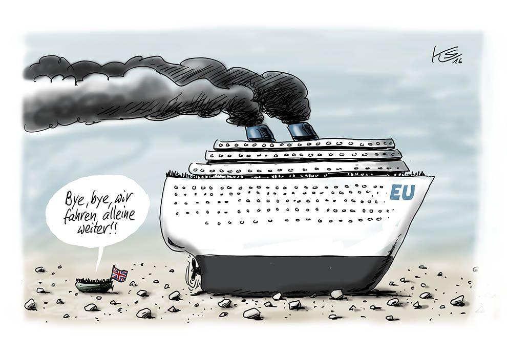 Brexit: Austritt von Großbritannien aus der EU #1