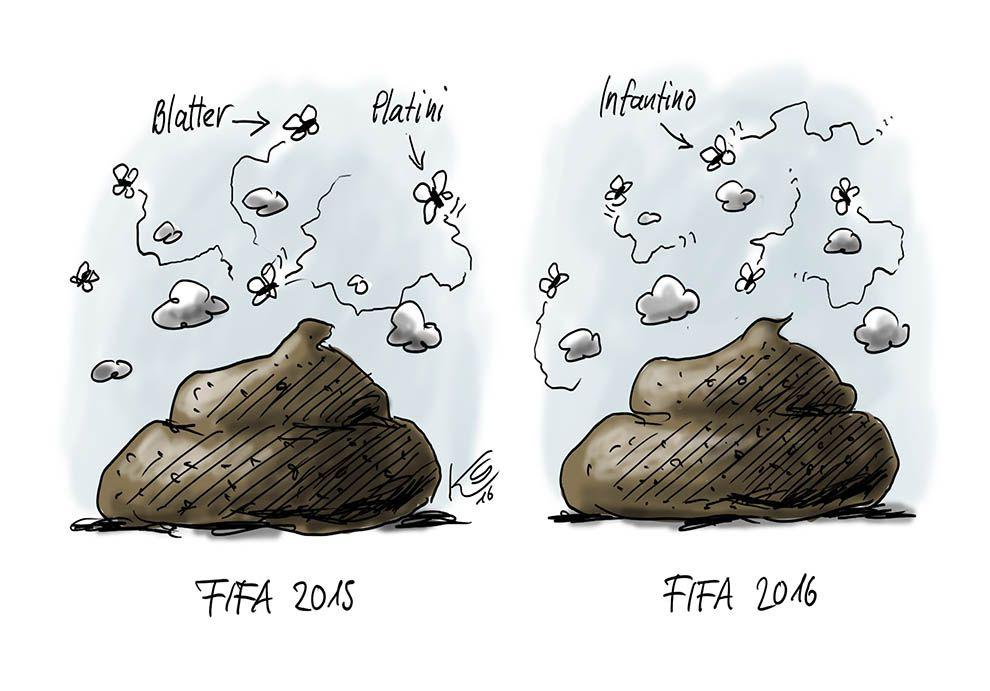 FIFA 2015 vs. FIFA 2016